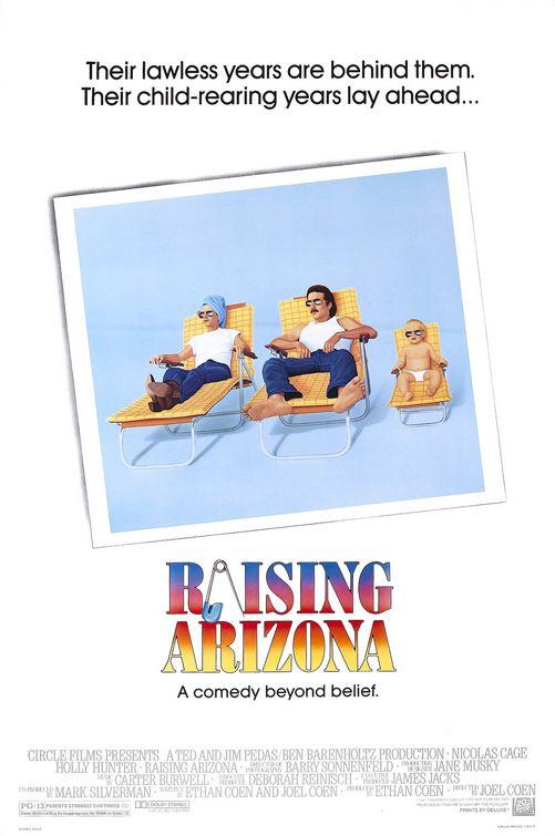 Video Night! presents Raising Arizona