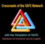 Artwork for SAFE Crossroads #45, Approaches to Alpha 3, with Nikita Baksalyar