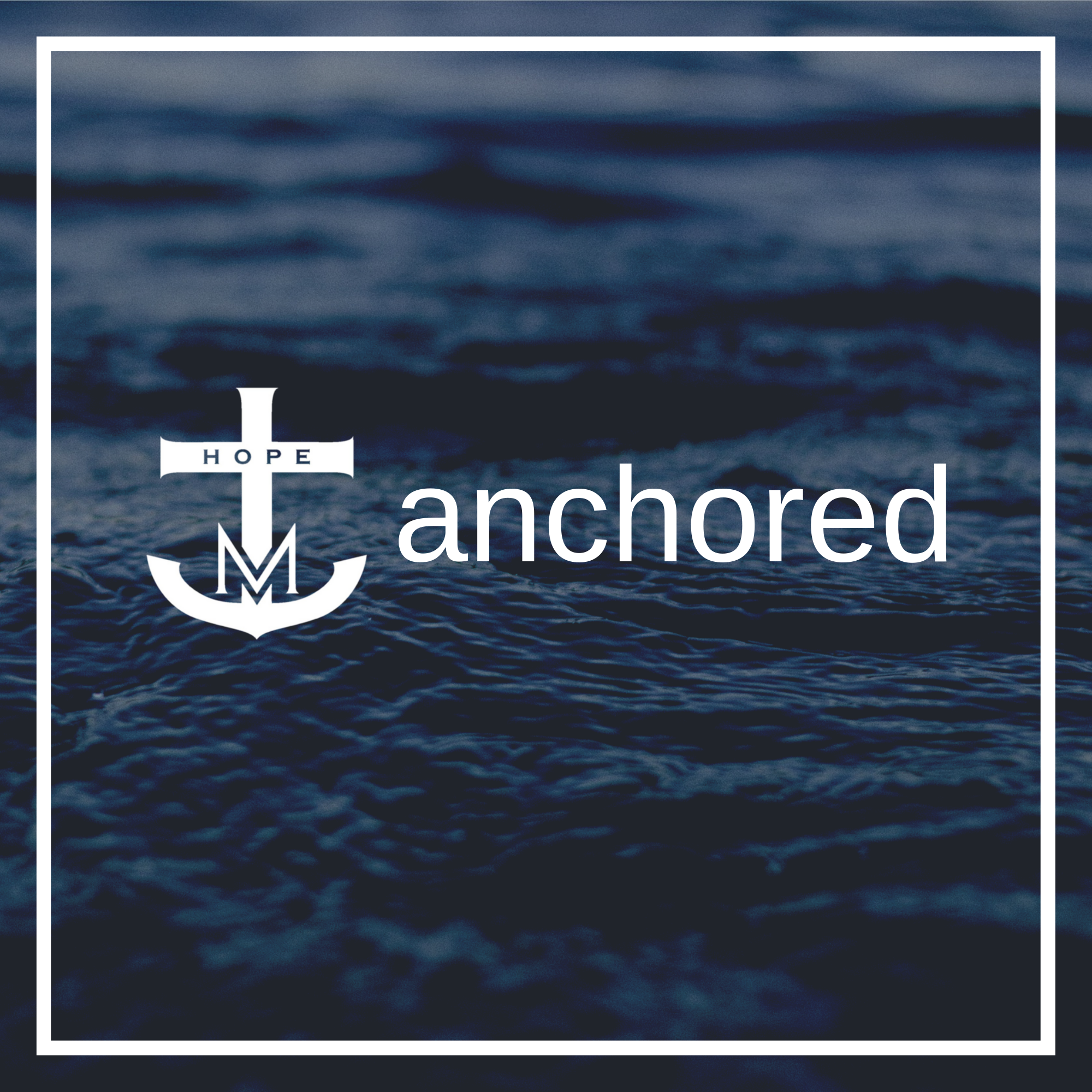 Anchored show art