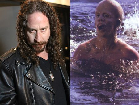 Episode 101 - Interview with Ari Lehman, The first Jason from Friday the 13th - Down the Dark Alley with Brian!