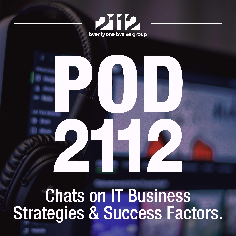 pod2112 Podcast show art