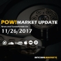 """Artwork for PoW Bitcoin: """"Everything is Going According to Plan"""" - 11/26/2017"""