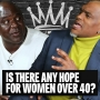 Artwork for Do women over 40 stand a chance at finding love?