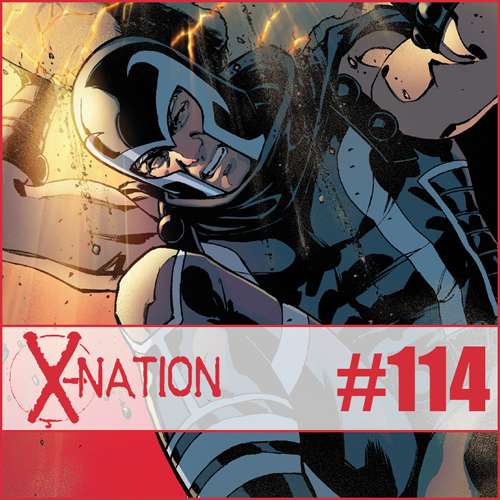 Cultural Wormhole Presents: X-Nation Episode 114