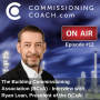 Artwork for #12 - The Building Commissioning Association (BCxA) - Interview with Ryan Lean, President of the BCxA