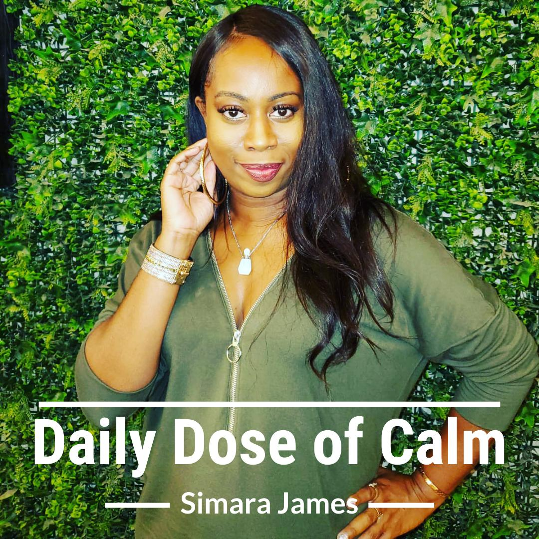 Daily Dose of Calm show art
