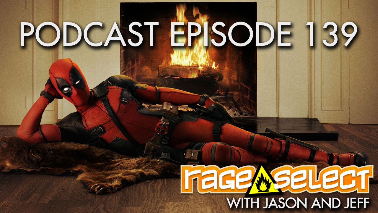 Rage Select Podcast Episode 139 - Jason and Jeff Answer Your Questions!