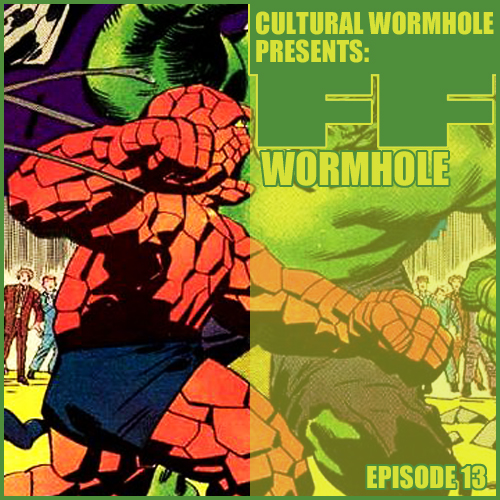 Cultural Wormhole Presents FF Wormhole Episode 13
