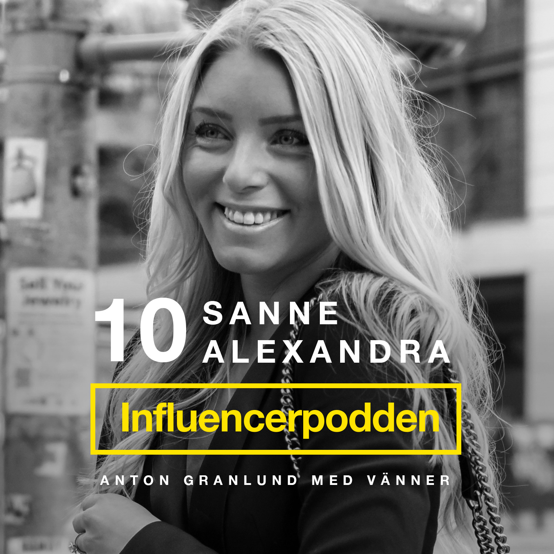 10. Sanne Alexandra