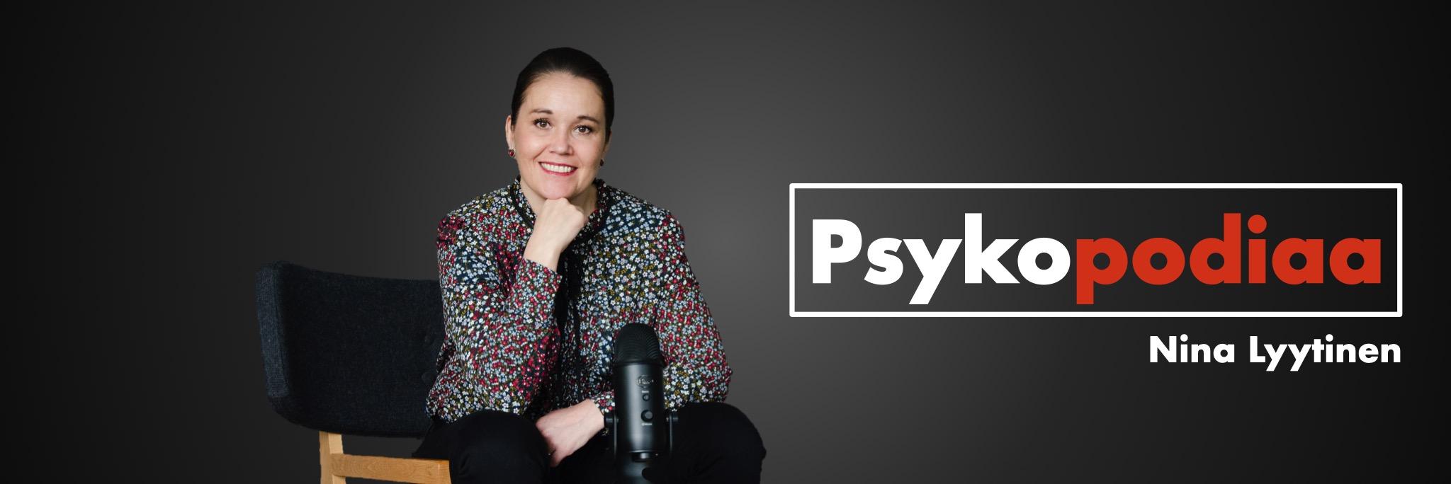 PsykoPodiaa - Nina Lyytinen