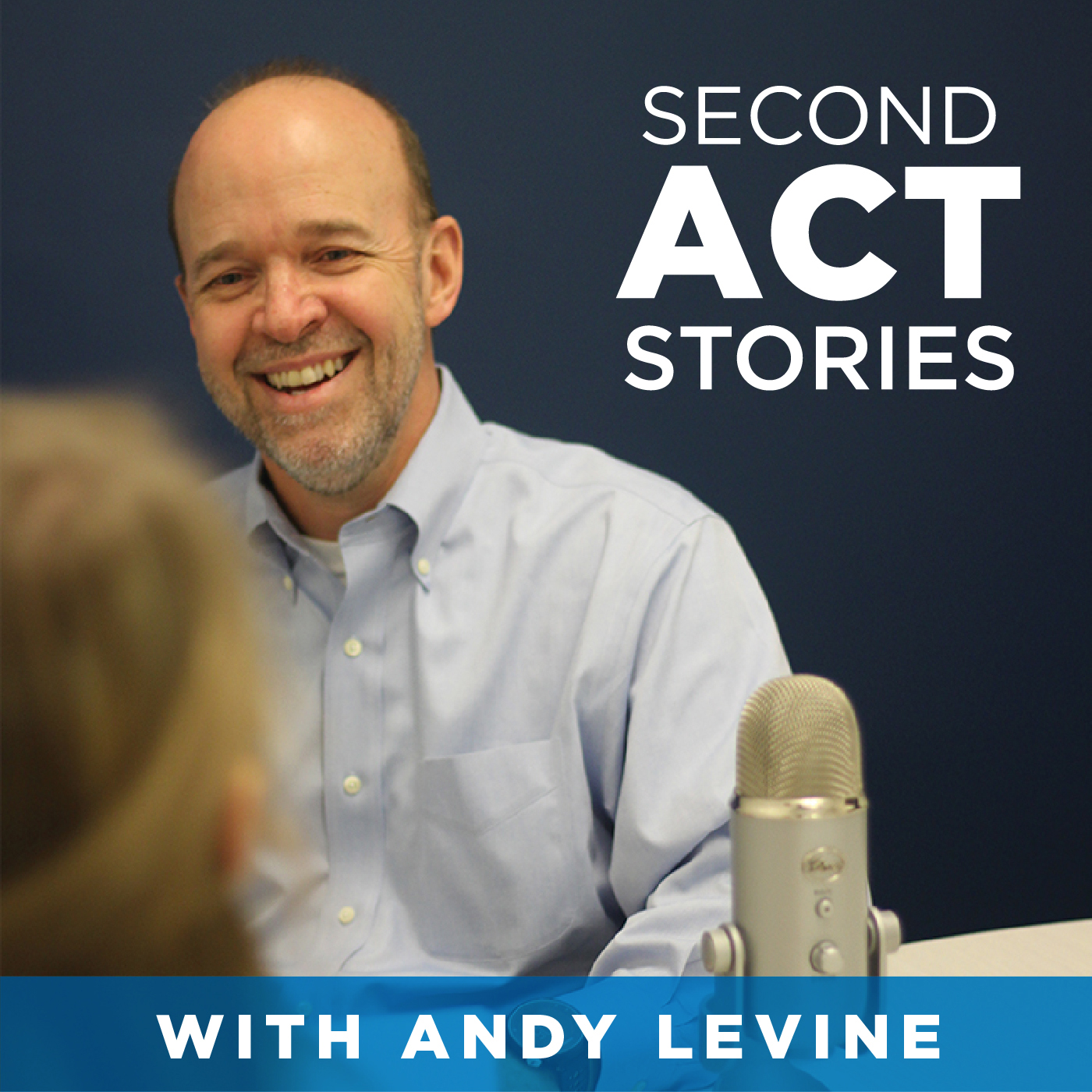 Second Act Stories show art
