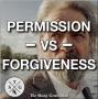 Artwork for TSG 48: Asking Permission vs Begging Forgiveness