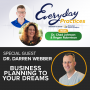 Artwork for Episode 111 – Business Planning to Your Dreams with Dr. Darren Webber