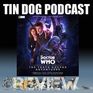 TDP 577: 10th Doctor Box Set Volume 1