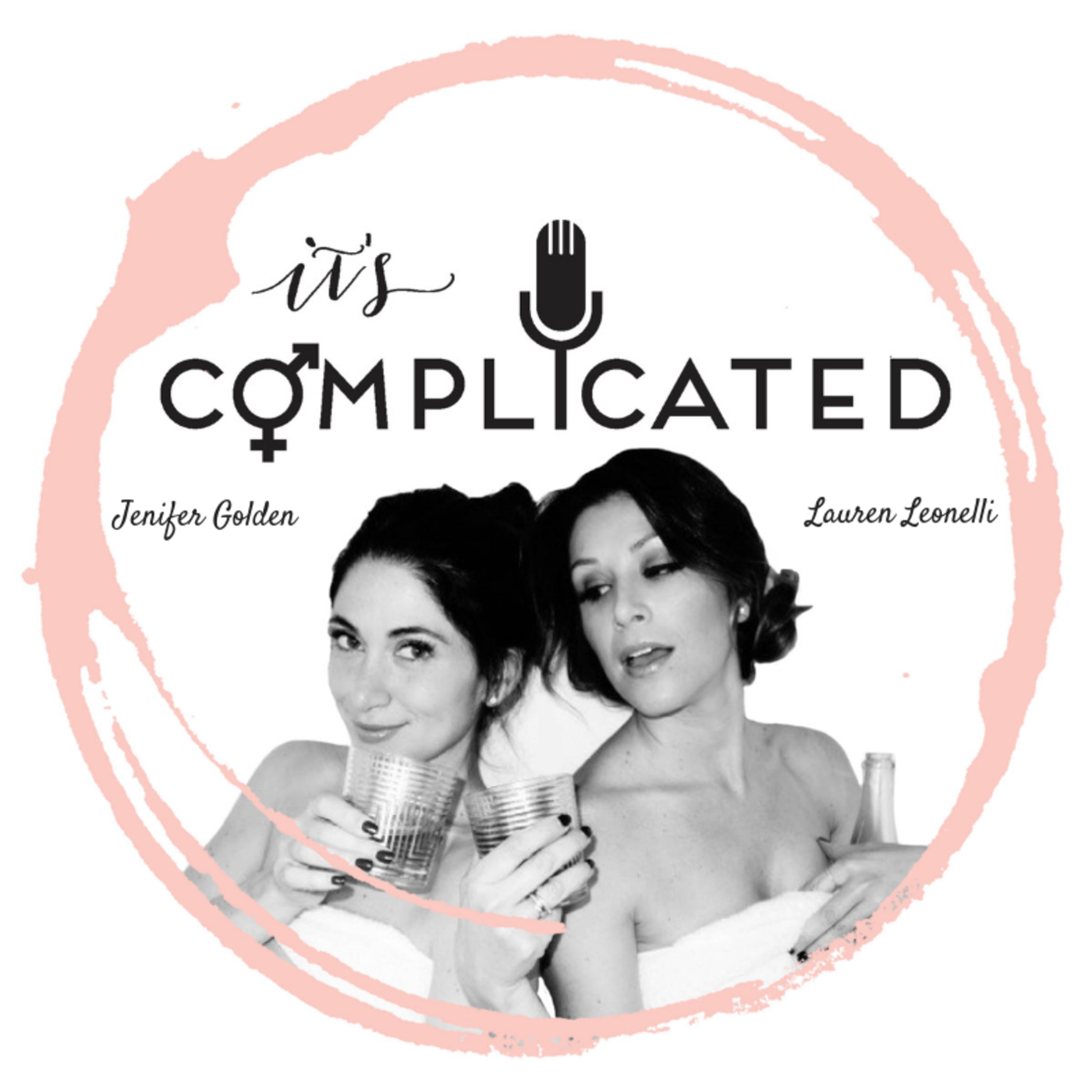 It's Complicated show art