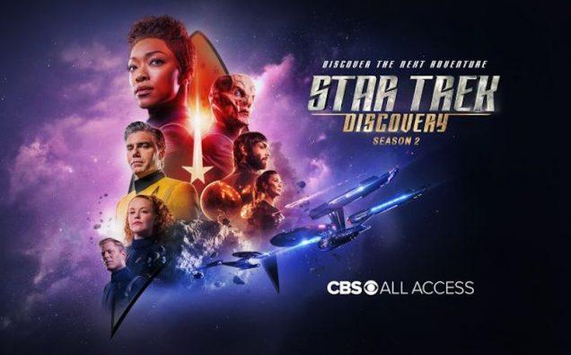Star Trek: Discovery, Season 2, Episodes 10-14 show art