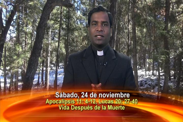 Artwork for Dios te Habla con Fr. Deeber Yonas, SVD; Tema el hoy: VIDA DESPUÉS DE LA MUERTE