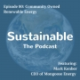 Artwork for 80: Community Owned Renewable Energy- Mark Kenber, CEO of Mongoose Energy