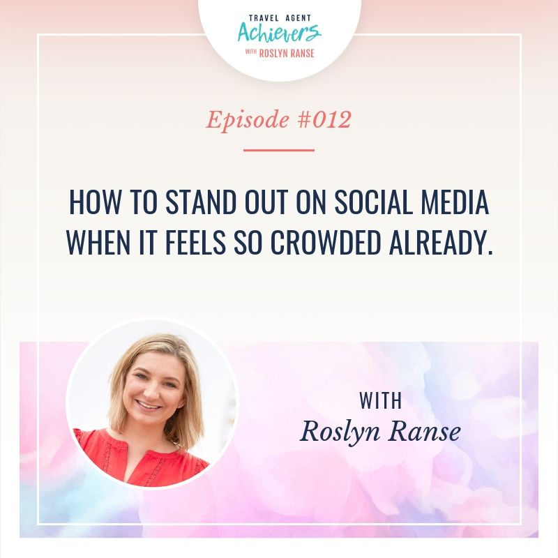 Artwork for How to stand out on Social Media when it feels crowded already