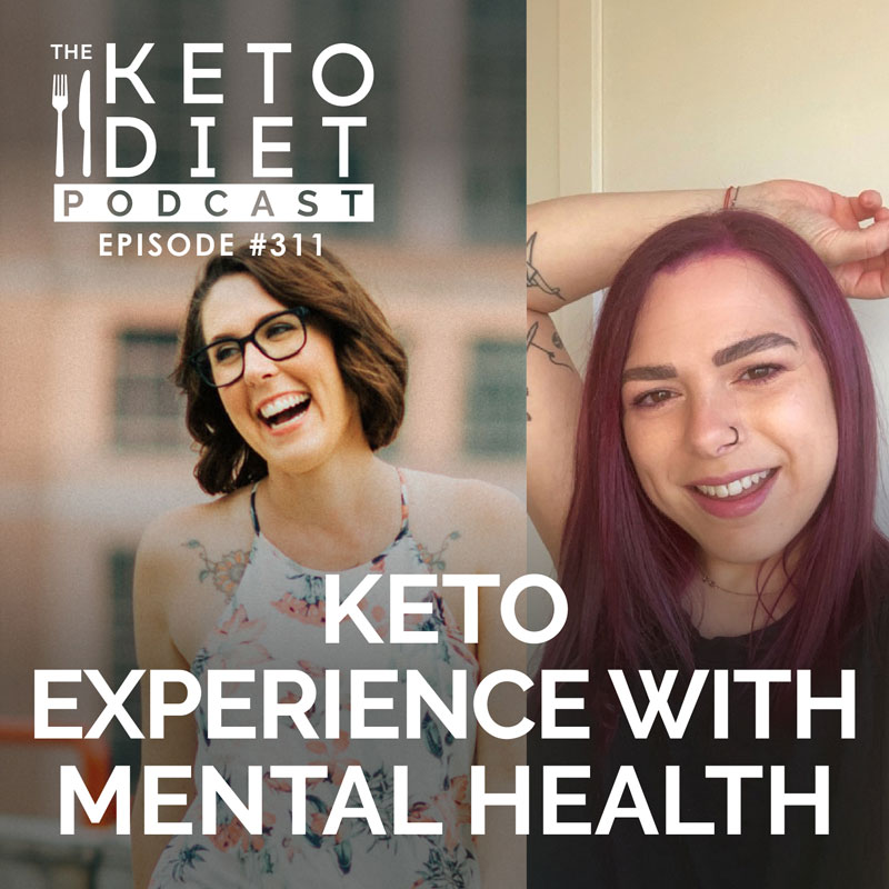 #311: Keto Experience and Mental Health with Jaclyn Segal