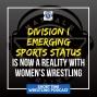 Artwork for Sally Roberts and Julia Salata break down the next steps for women's wrestling