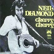 Neil Diamond -Cherry Cherry - Time Warp Radio Song of the Day (8/15/16)
