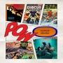 Artwork for WIWC Comic Review Podcast 04 - Batman, Shogun Warriors, Magnus, Justice League, Detective Comics