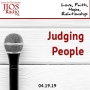 Artwork for JIOS Radio Podcast 041219 - Judging People