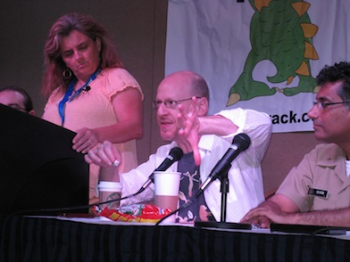 Token Skeptic #81 - On These Are The Ways The World Will End - Dragon*Con Panel