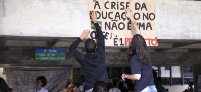 #112 Universidades Públicas e Cortes no Orçamento - com Gregório Grisa