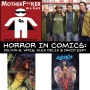 Artwork for Horror In Comics - Alex Delia, David Espy and Jolyon Yates