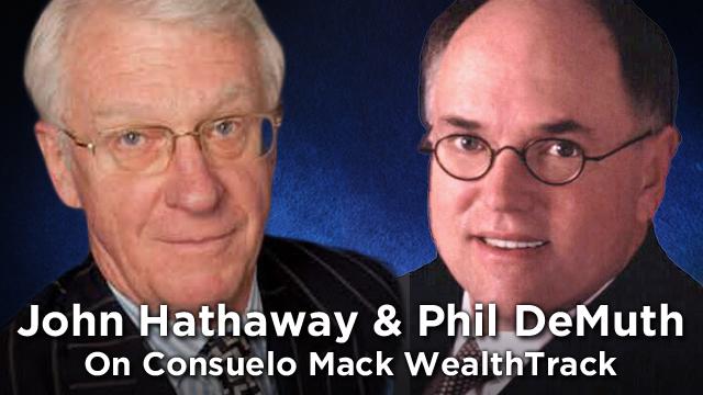 Phil DeMuth & John Hathaway