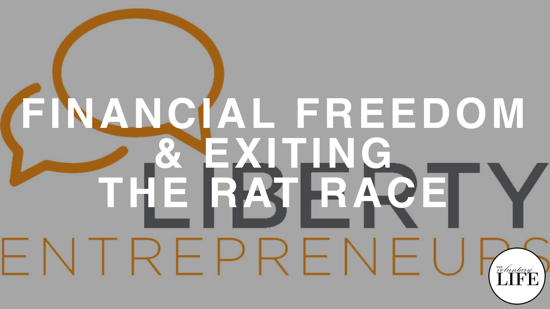 231 Financial Freedom and Exiting the Rat Race