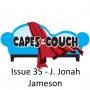 Artwork for Issue 35 - J. Jonah Jameson