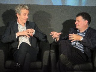 Tim's Take On: Episode 310(Peter Capaldi, Brian Minchin and Steven Moffatt at Radio Times Festival 2015)