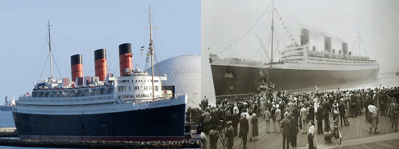 Ep. 290 - Return to the Queen Mary