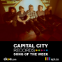 """Artwork for Capital City Records Song of the Week - Electricity for Everybody """"Tourmalet"""""""