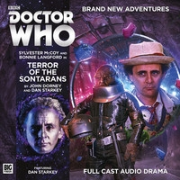 TDP 516: Big Finish Main Range Doctor Who - 203. TERROR OF THE SONTARANS