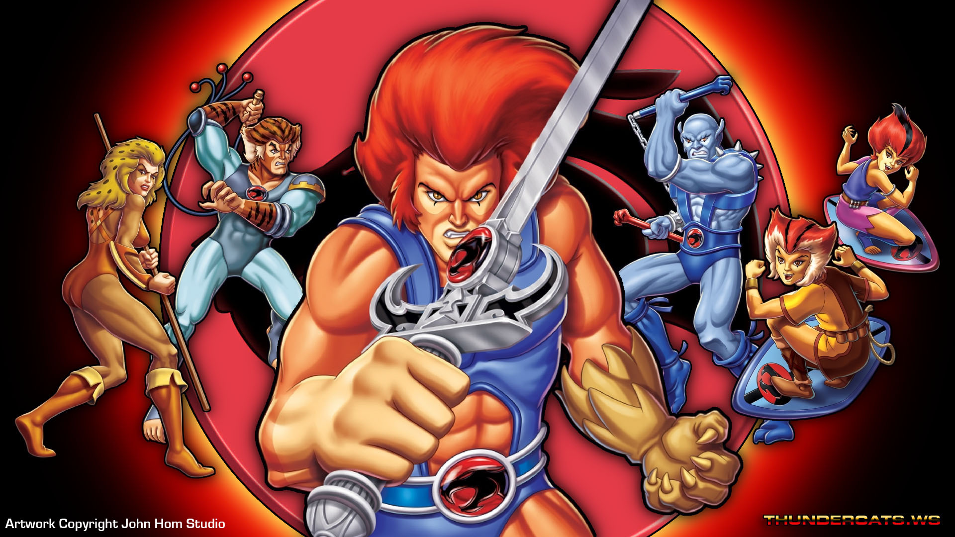 Back in Toons- Thundercats & Tigersharks