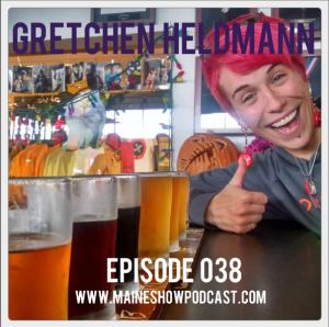Episode 038 - Gretchen Heldmann