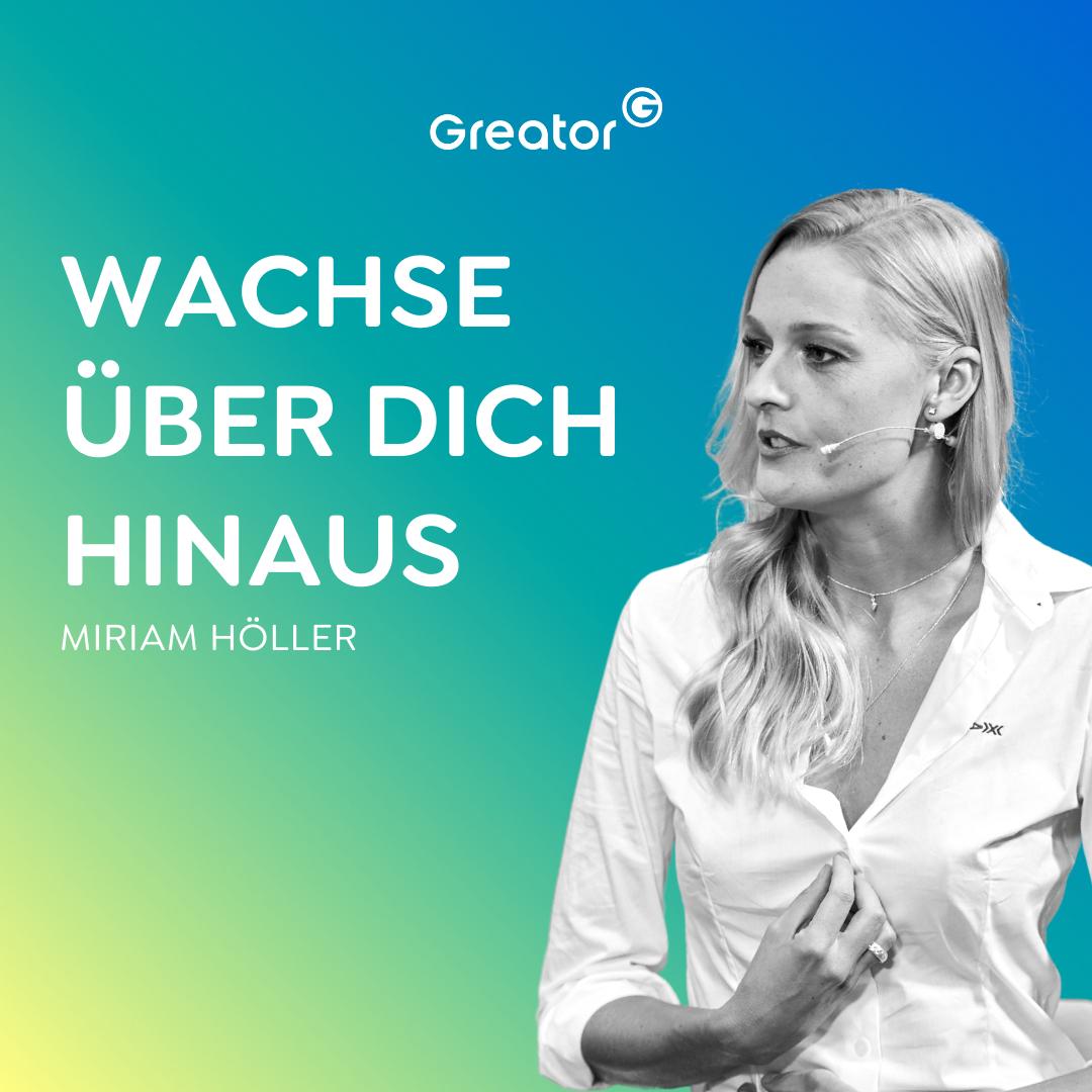 #804 Selbstbewusst leben: Finde deinen kindlichen Mut // Miriam Höller