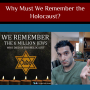 Artwork for Why Must We Remember the Holocaust?