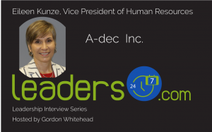 The Business of Leading HR