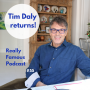 Artwork for Tim Daly is back for a new conversation!