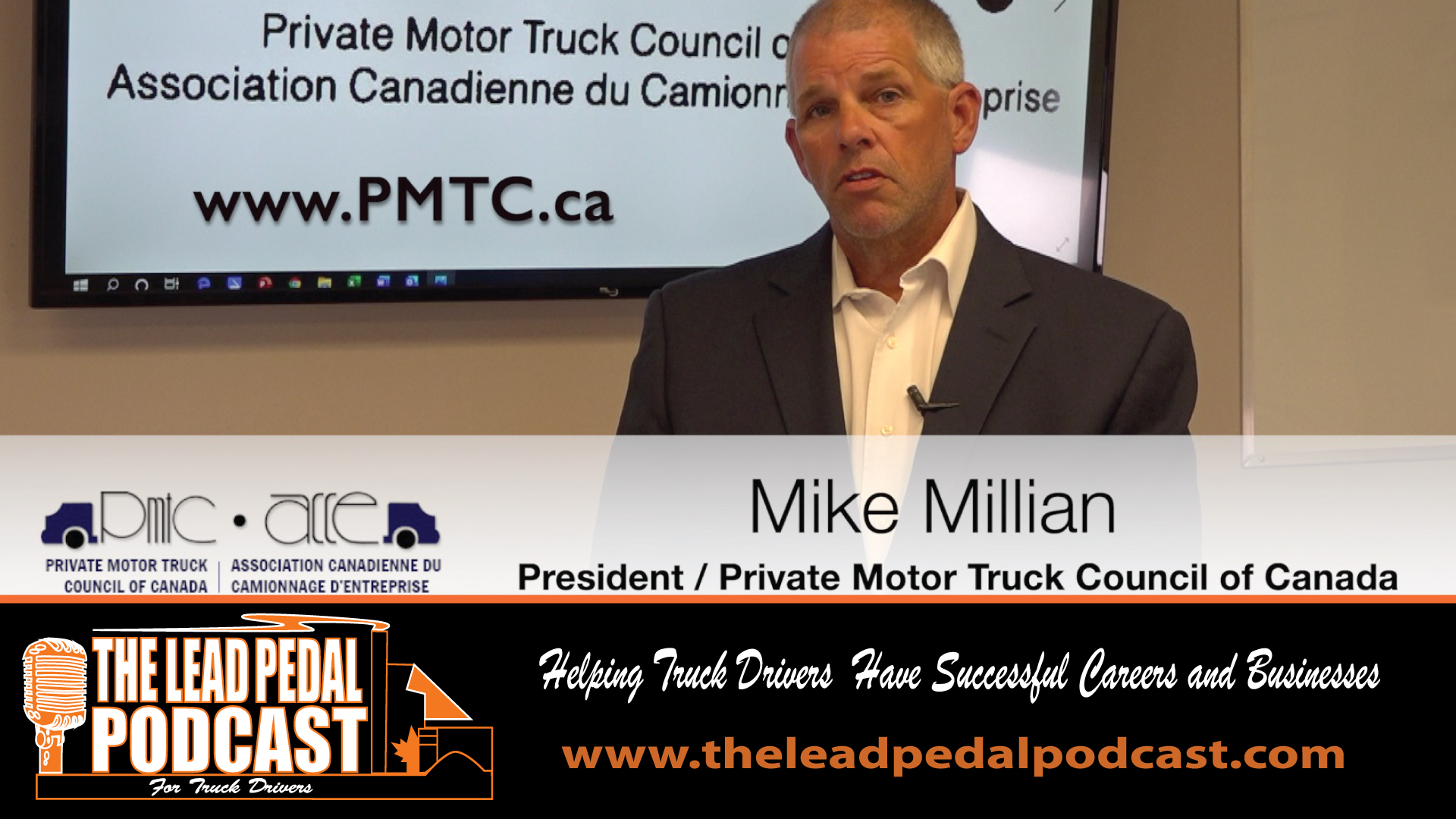 LP638 ELDs, Private Fleets, and More with Mike Millian of PMTC