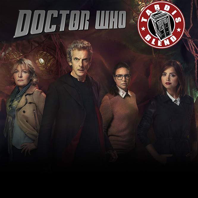 TARDISblend 93: The Zygon Inversion