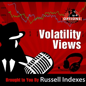 Artwork for Volatility Views 136: Oil Volatility and VXST Volume