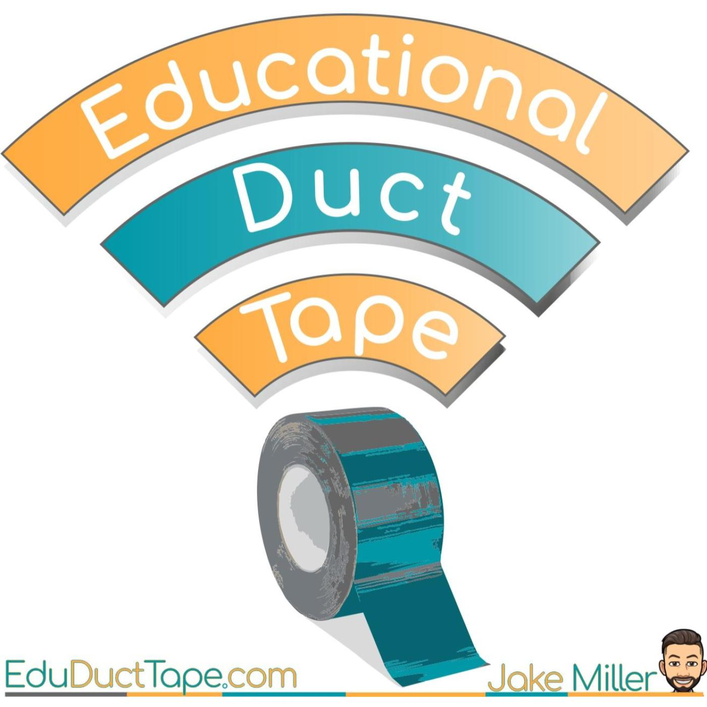 Educational Duct Tape show art