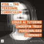Artwork for #156 - The Personal Curriculum