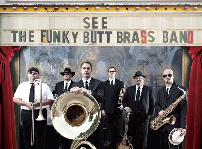 Episode 27 - Funky Butt Brass Band